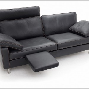 2 Sitzer Sofa Leder