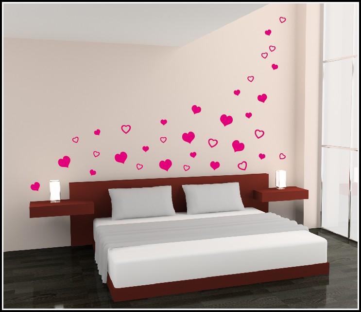 deko f r schlafzimmer w nde schlafzimmer house und dekor galerie wjvwbegkjz. Black Bedroom Furniture Sets. Home Design Ideas