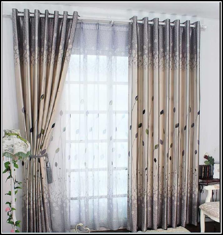 gardinen im wohnzimmer deko, deko ideen gardinen wohnzimmer - wohnzimmer : house und dekor, Ideen entwickeln