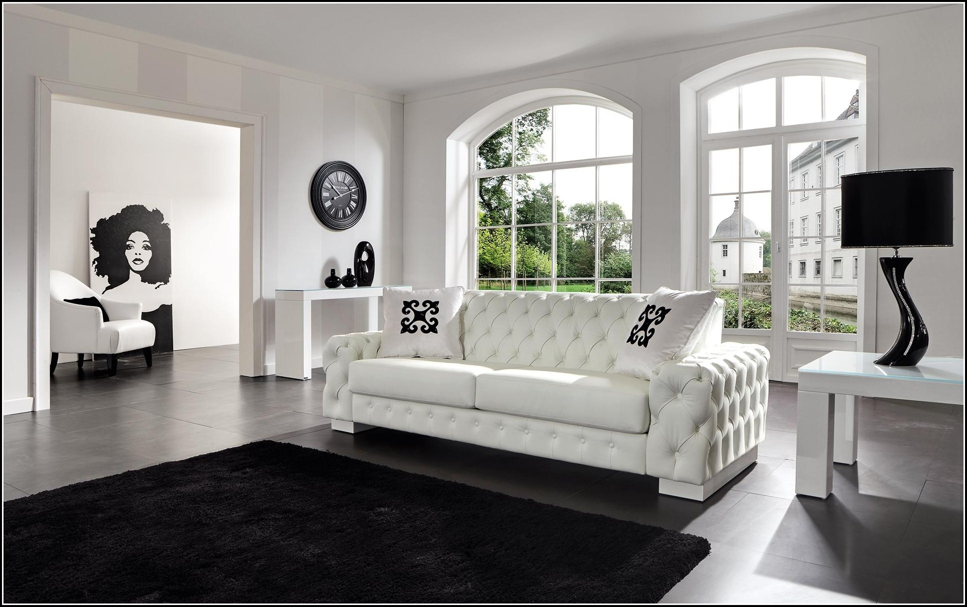 Designer leather sofa outlet sofas house und dekor for Design sofa outlet