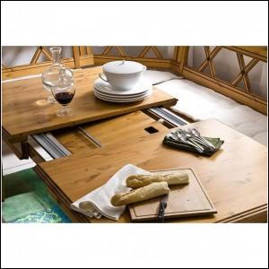 Esszimmer Tische Ausziehbar Aus Kiefernholz