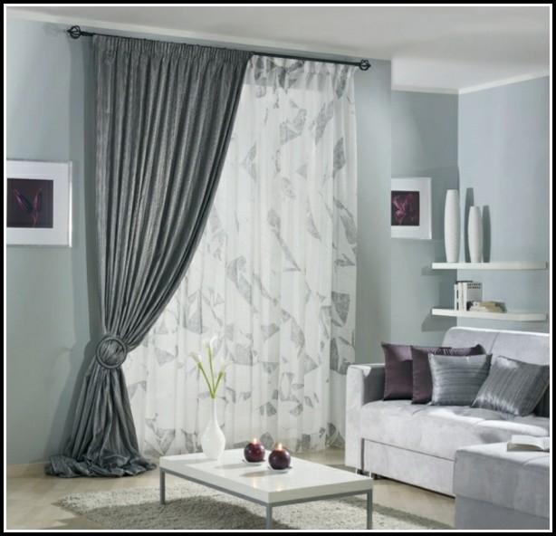 Gardine Wohnzimmer Modern