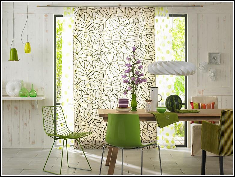 Gardinen Für Wohnzimmer Große Fenster