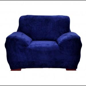 Hussen Für Sofa Blau