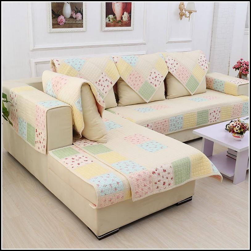 hussen für sofa in u-form