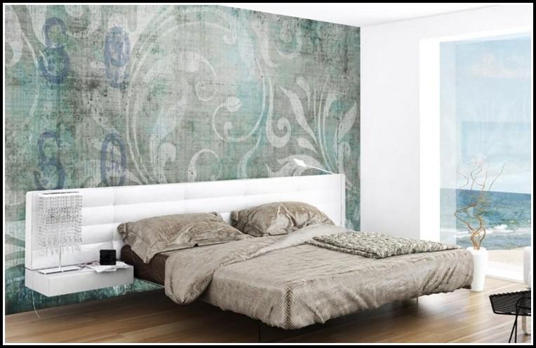 Elegant Ideen Für Schlafzimmer Tapeten