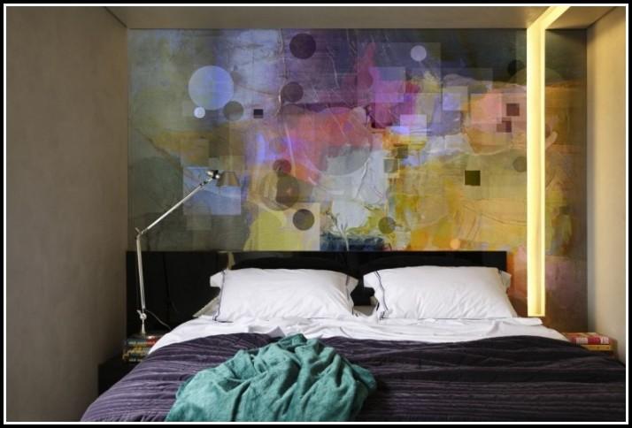 Ideen Für Schlafzimmer Wandgestaltung