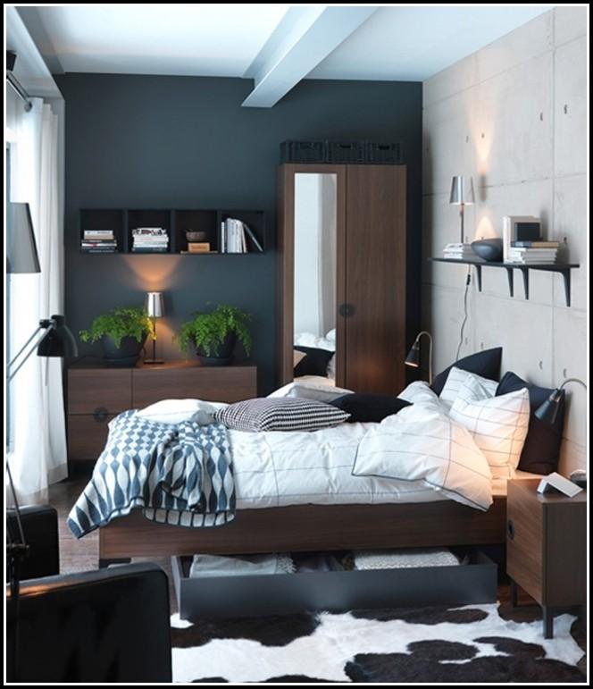 Kleine Schlafzimmer Einrichtung