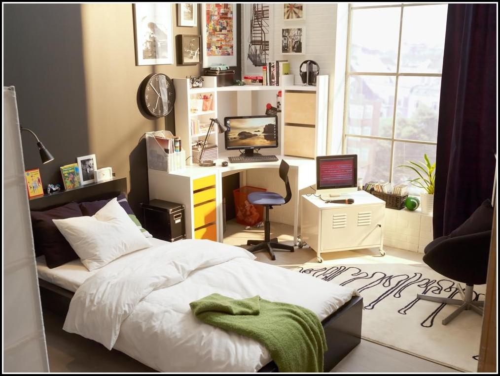 Lieblich Kleine Schlafzimmer Gemütlich Einrichten