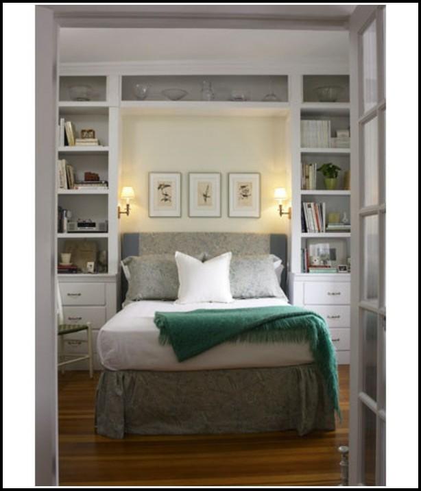 Kleines Schlafzimmer Einrichten Beispiele - schlafzimmer ...