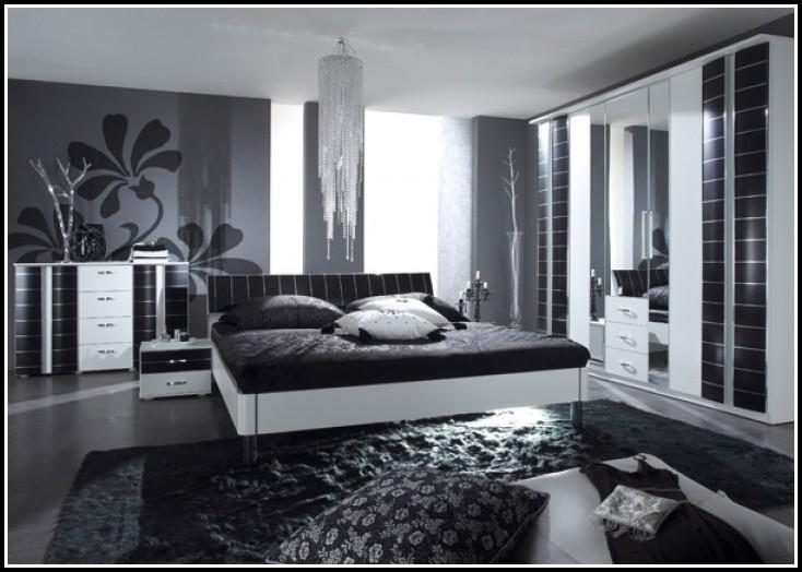 komplett schlafzimmer wei schwarz schlafzimmer house und dekor galerie jrmrvyr1x9. Black Bedroom Furniture Sets. Home Design Ideas
