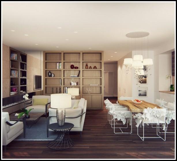 Wohnzimmer Und Esszimmer In Einem Kleinen Raum Ihr: Lampen Für Wohnzimmer Und Esszimmer