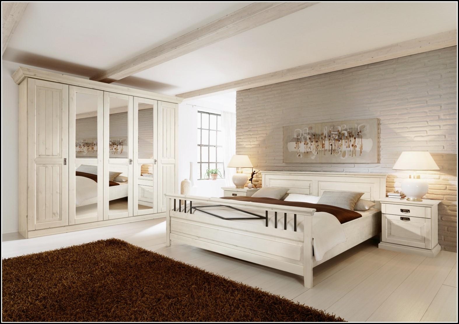 Landhaus Schlafzimmer Weiß Gebraucht
