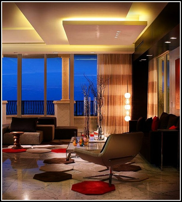 led beleuchtung wohnzimmer decke wohnzimmer house und dekor galerie 9dx1emq1gl. Black Bedroom Furniture Sets. Home Design Ideas