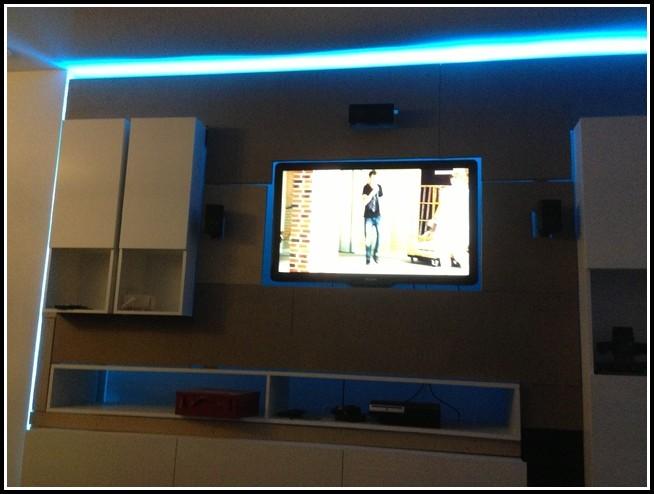 Led Beleuchtung Wohnzimmerschrank