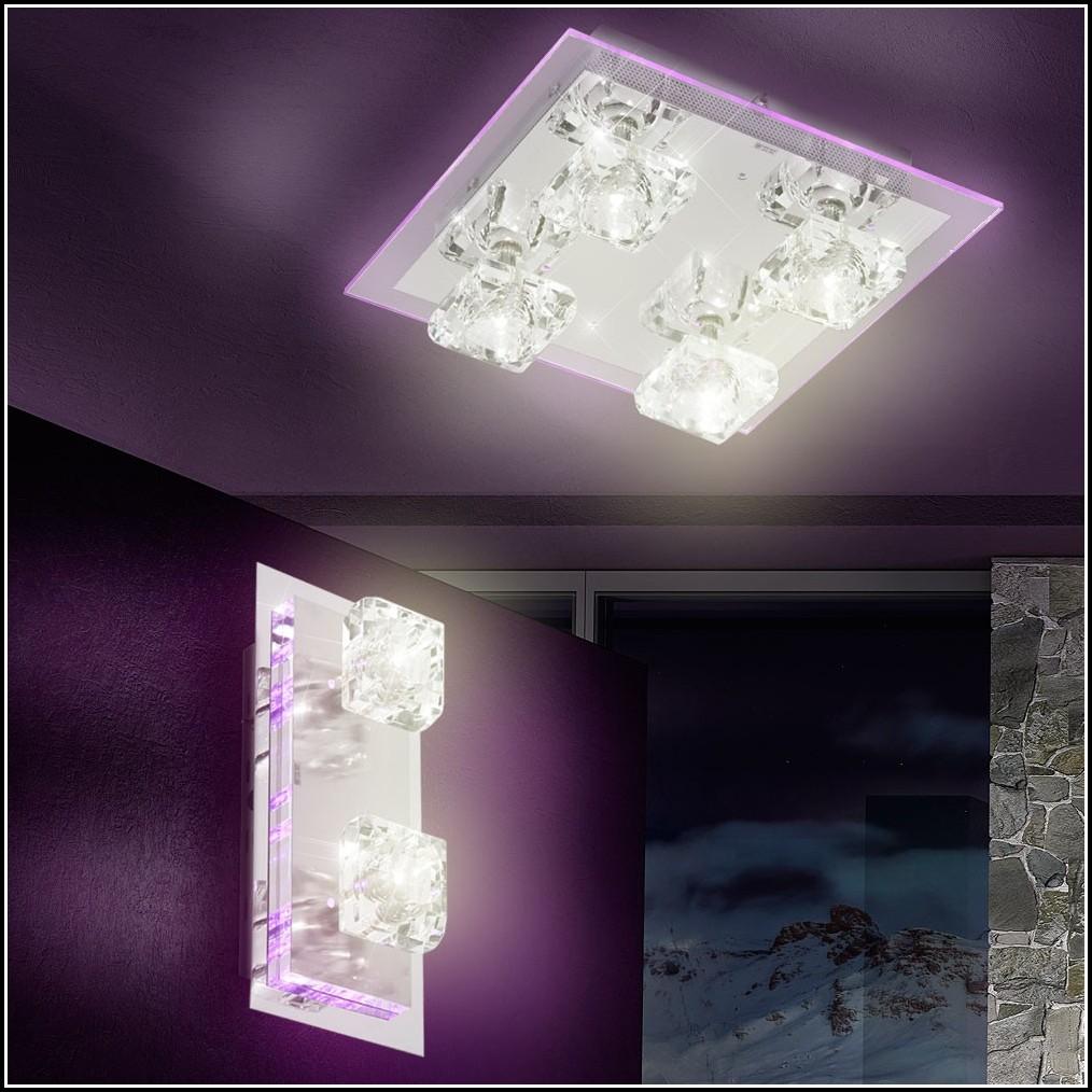 led lampen wohnzimmer wohnzimmer house und dekor. Black Bedroom Furniture Sets. Home Design Ideas