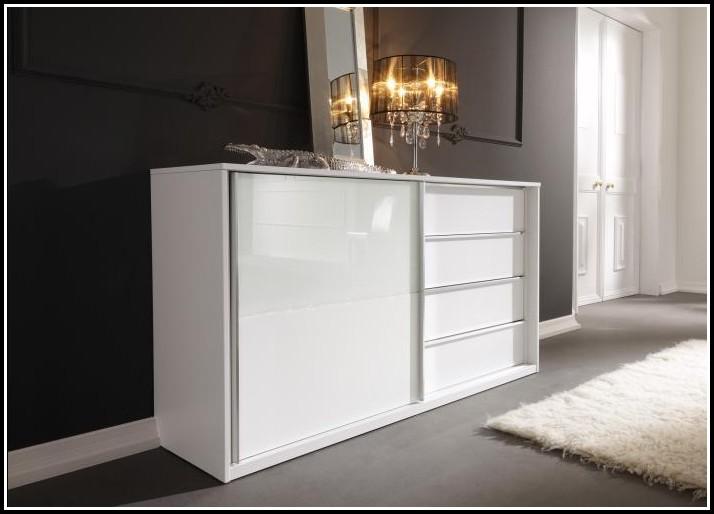 Schlafzimmer Kommode Weiß Hochglanz - schlafzimmer : House und Dekor ...