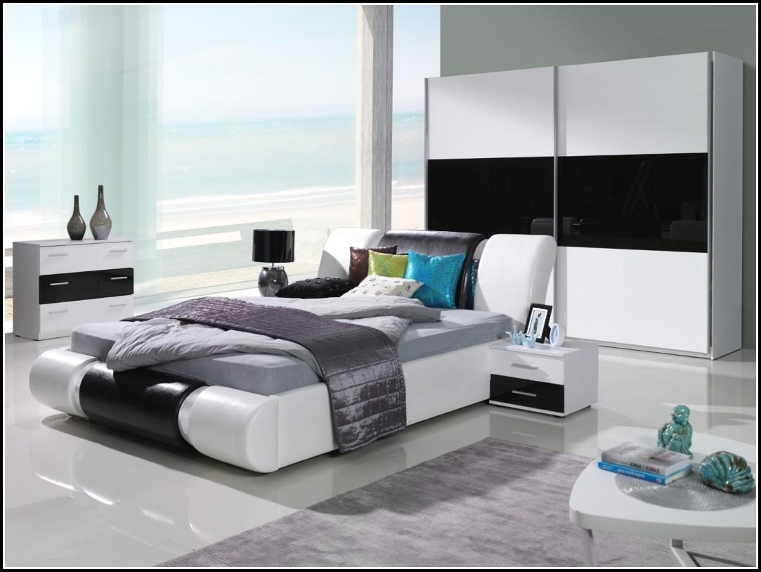 Schlafzimmer Komplett Mit Lattenrost Und Matratze Schrank