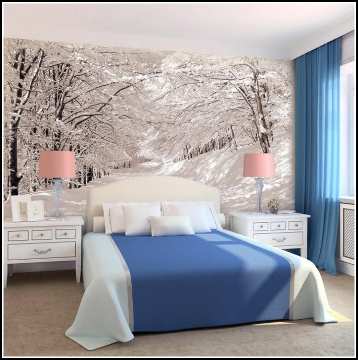 Schlafzimmer Wände Gestalten