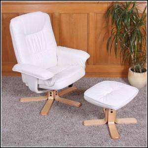 Sessel Mit Hocker Ebay