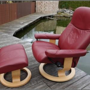 Sessel Mit Hocker Gebraucht