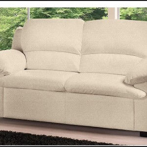 Sofa 2 Sitzer Leder