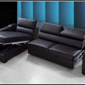 Sofa Mit Bettfunktion Leder