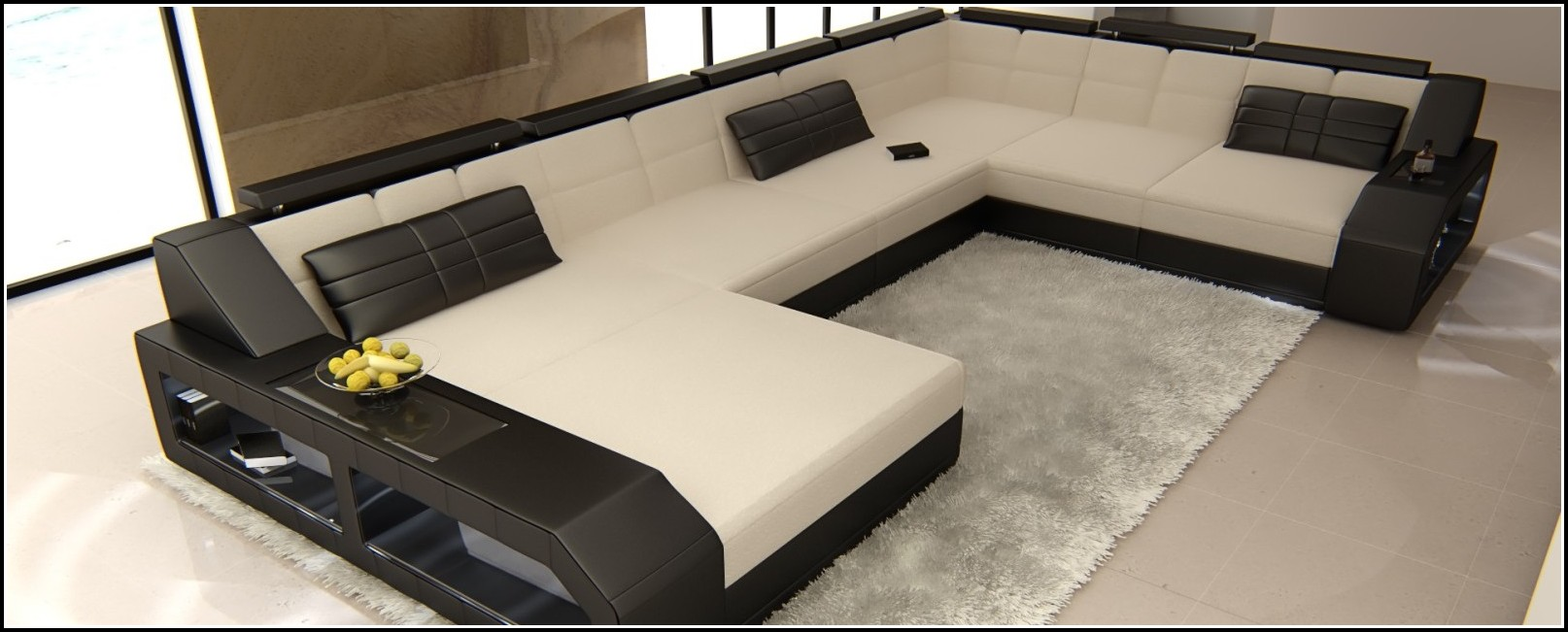 Sofa u form mit schlaffunktion sofas house und dekor for Sofa u form mit schlaffunktion
