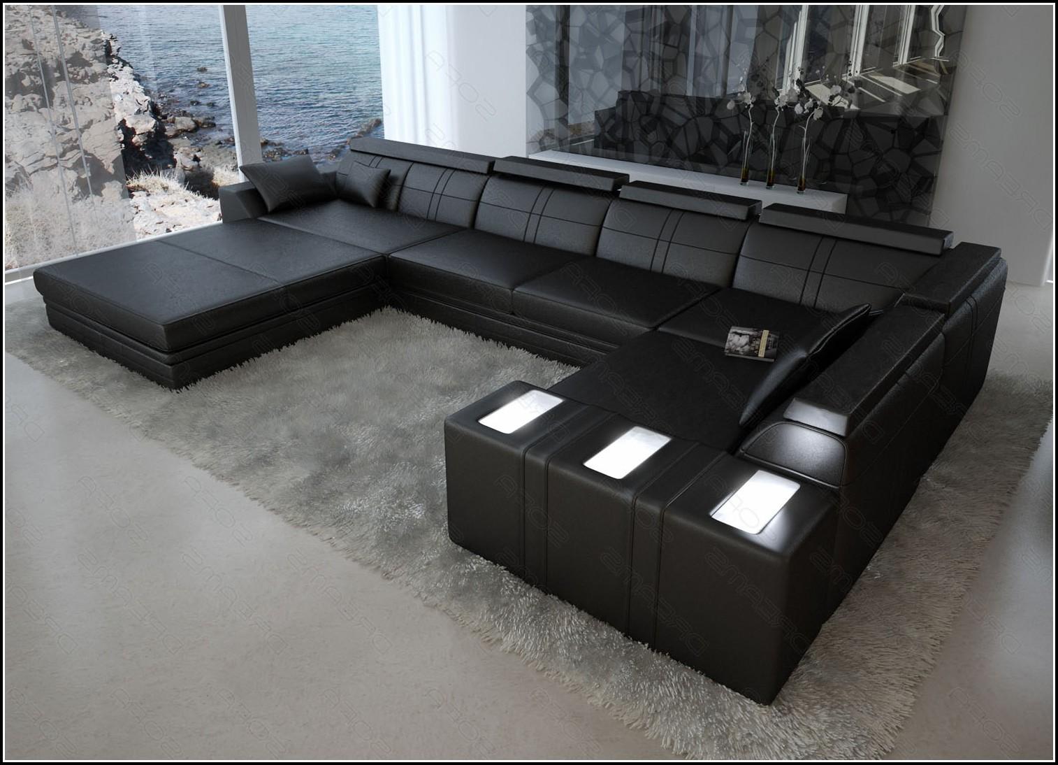 sofa u form schwarz download page beste wohnideen galerie. Black Bedroom Furniture Sets. Home Design Ideas