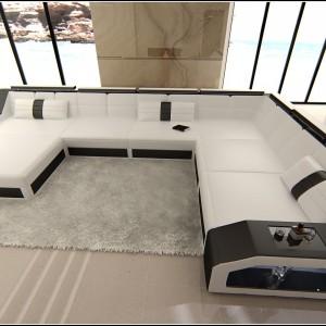 Sofa U Form Xxl