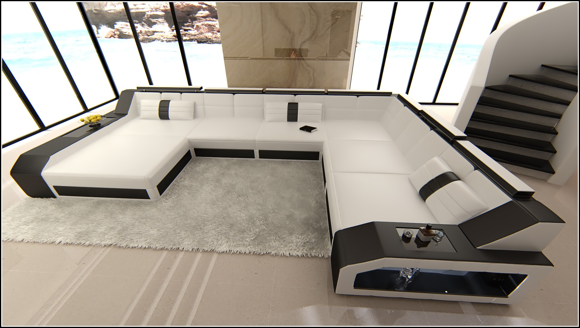sofa u form xxl sofas house und dekor galerie z6nrpyokyp. Black Bedroom Furniture Sets. Home Design Ideas
