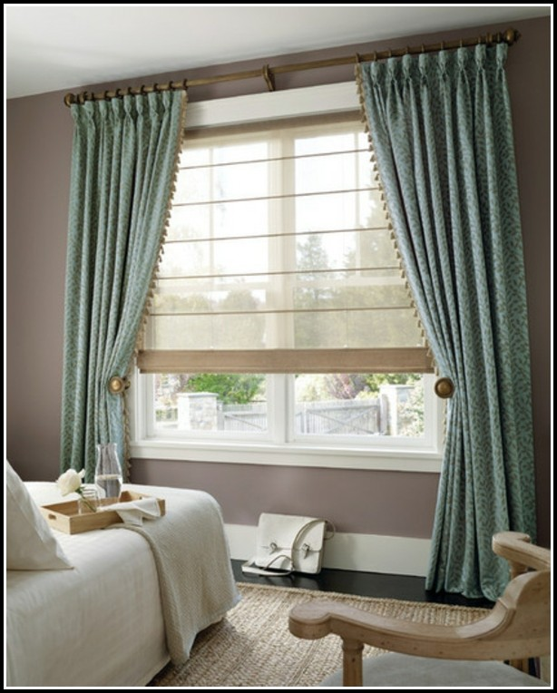 Vorhänge Wohnzimmerfenster - wohnzimmer : House und Dekor Galerie ...