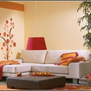Wohnzimmer Tapeten Ideen