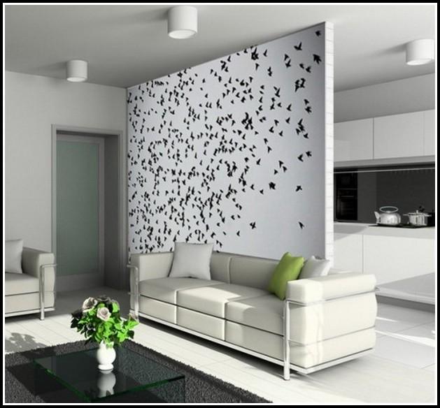 Wohnzimmer Tapeten Ideen Modern - wohnzimmer : House und Dekor ...