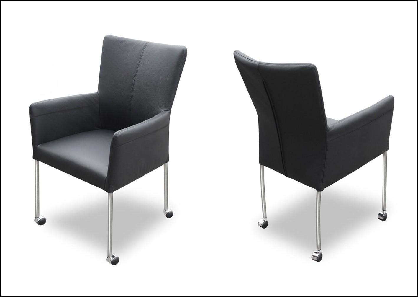 Esstisch Sessel Auf Rollen