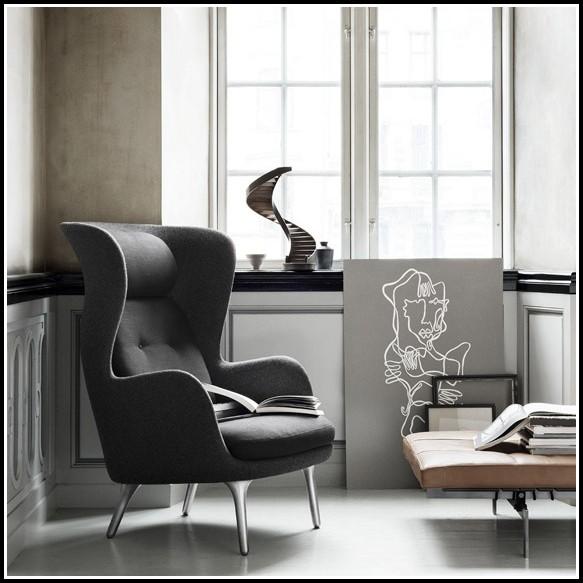 Fritz Hansen Sessel Ro sessel House und Dekor Galerie