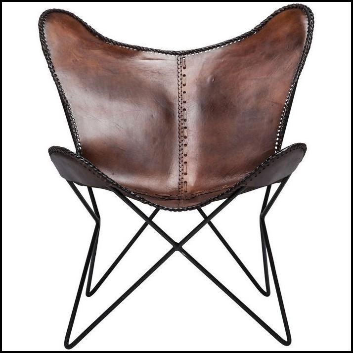 Kare Design Sessel Butterfly