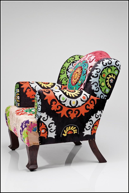 Kare Design Sessel Mandala