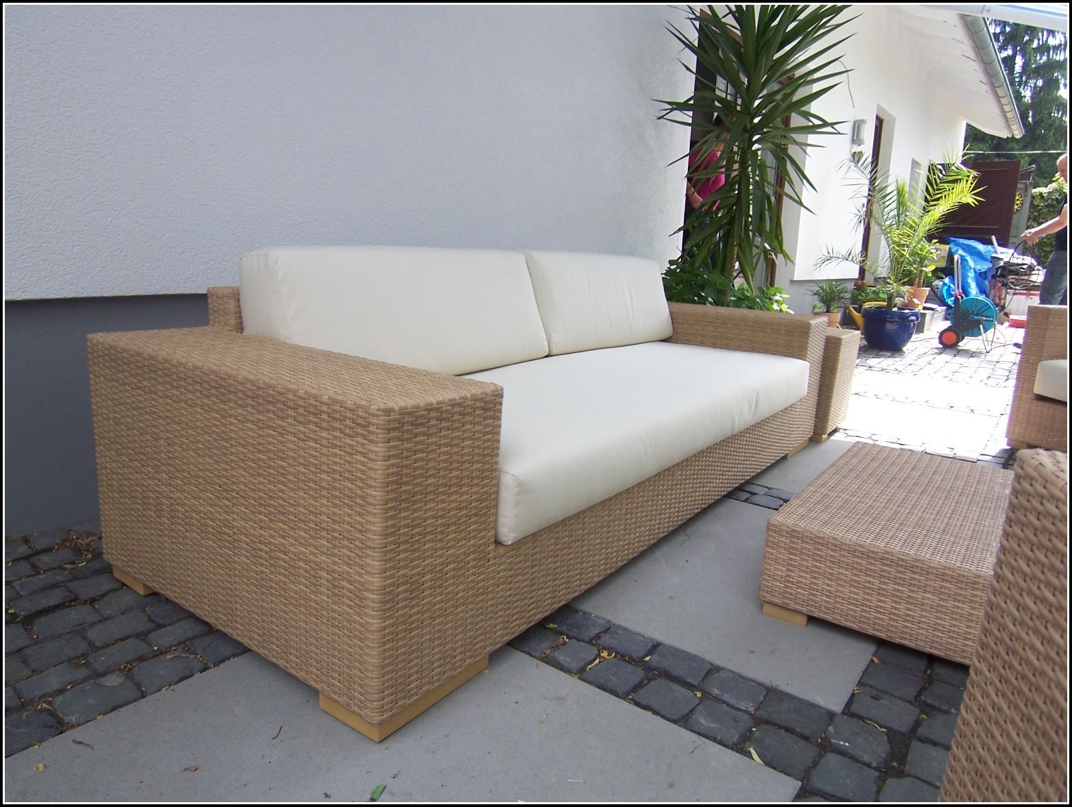 Lounge Sessel Outdoor Gebraucht
