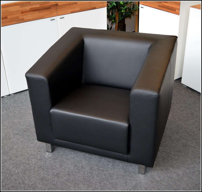 po ng sessel leder schwarz sessel house und dekor. Black Bedroom Furniture Sets. Home Design Ideas