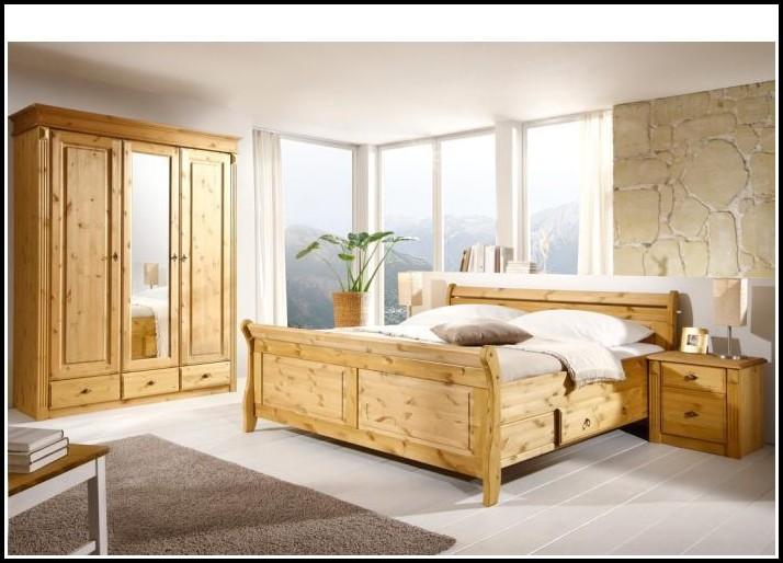 Schlafzimmer Kiefer Massiv Gelaugt Geölt - schlafzimmer : House und ...