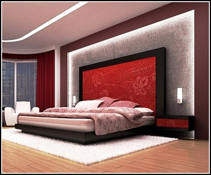 schlafzimmer wandgestaltung ideen schlafzimmer house. Black Bedroom Furniture Sets. Home Design Ideas