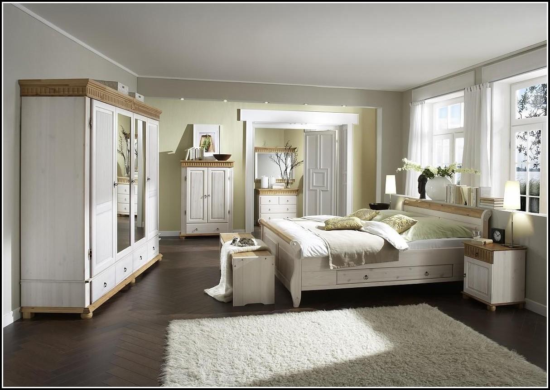 Schlafzimmer Weiß Im Landhausstil