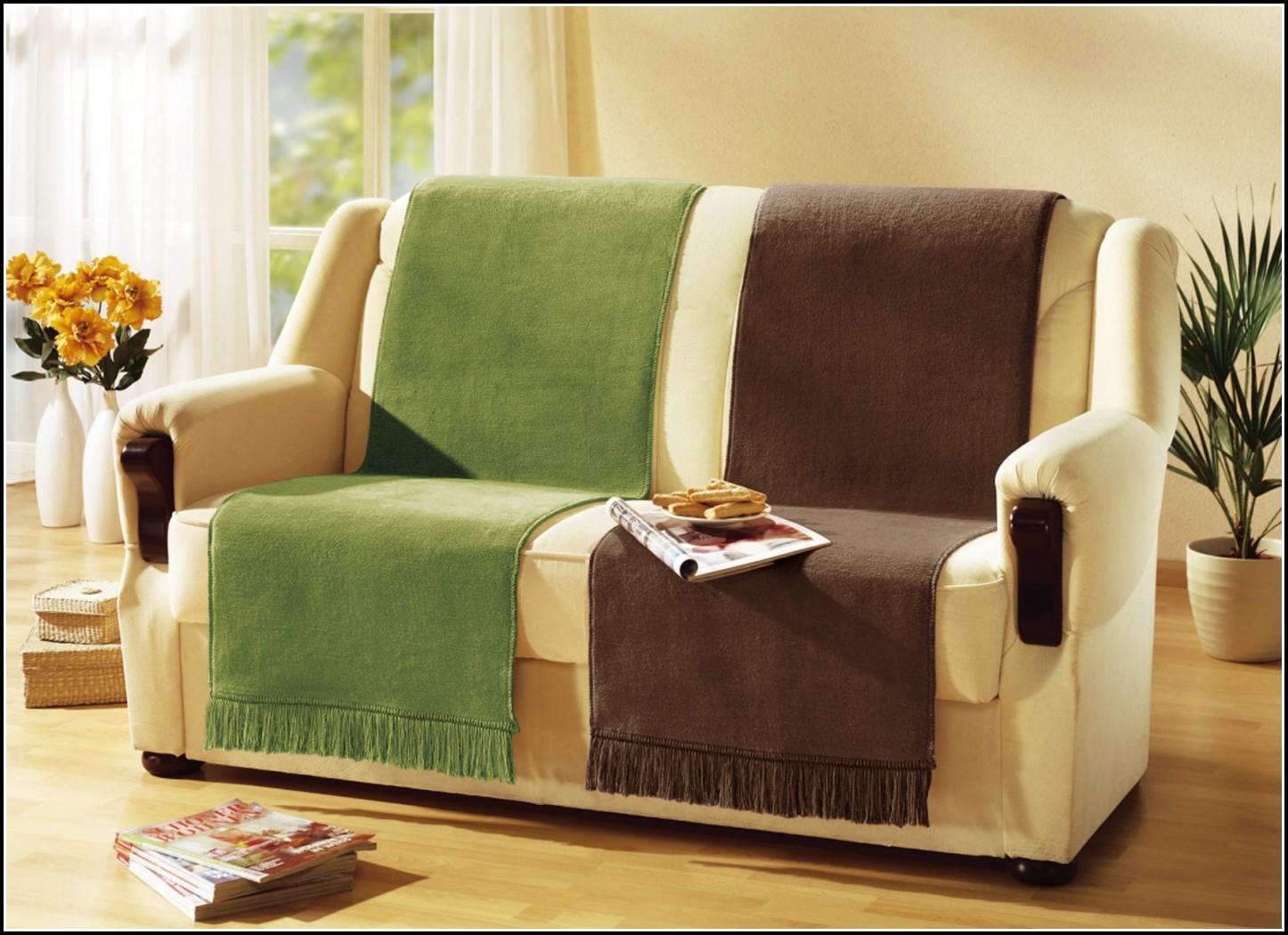 Sofa Und Sesselschoner