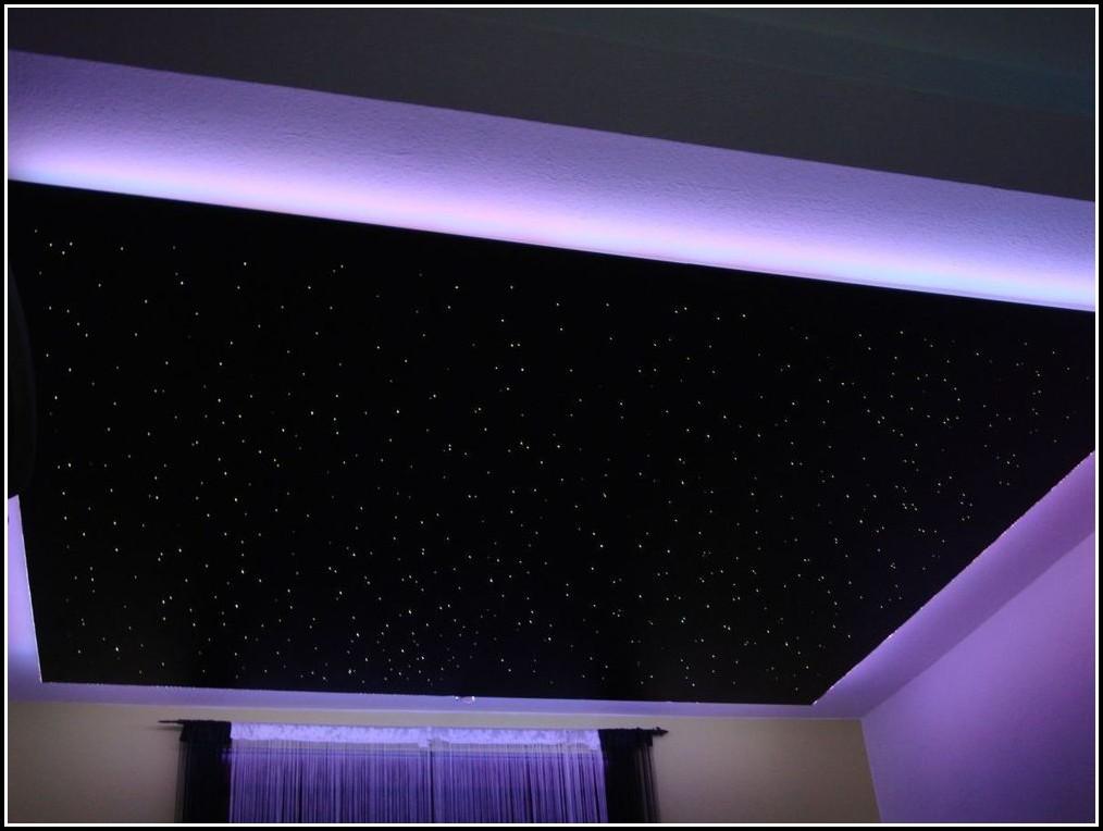 Sternenhimmel Schlafzimmer Selber Bauen