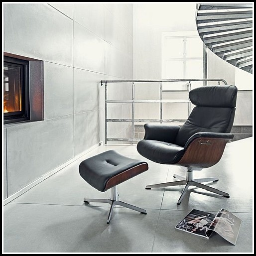 Time Out Sessel + Hocker