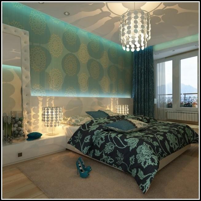 Deko Schlafzimmer Wand - schlafzimmer : House und Dekor Galerie ...
