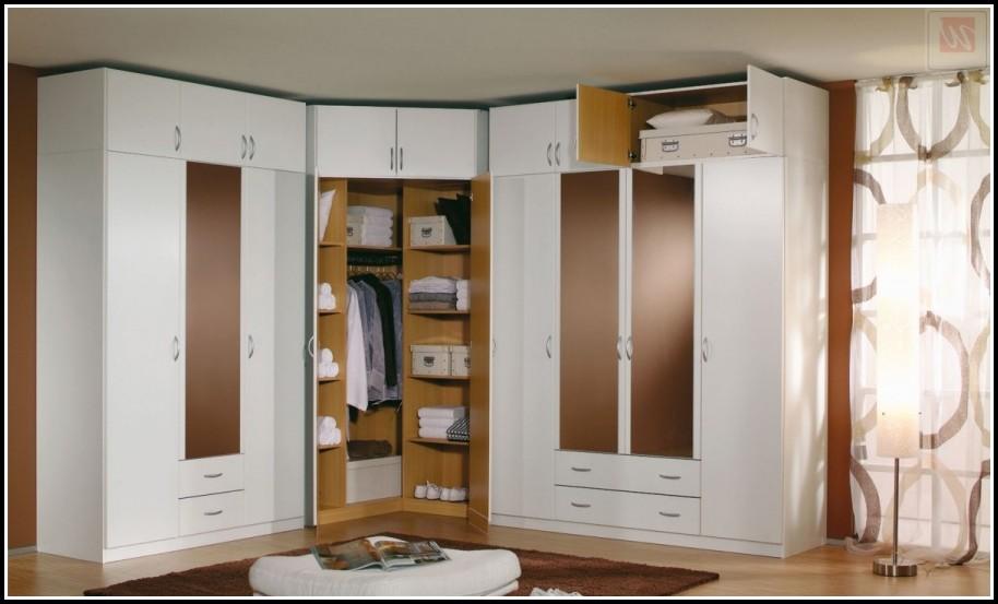Eckschränke Schlafzimmer Weiß - schlafzimmer : House und Dekor ...