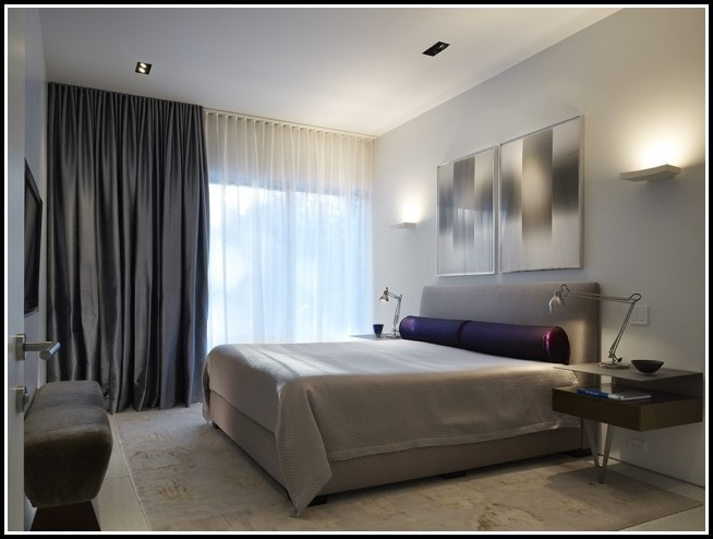 Gardinen Schlafzimmer Modern - schlafzimmer : House und Dekor ...