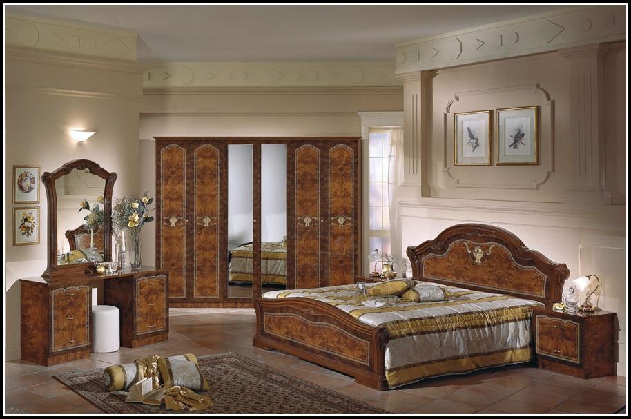 Italienische Schlafzimmer Komplett - schlafzimmer : House und Dekor ...